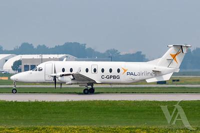 PAL Airlines B-1900D (C-GPBG)