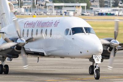 Central Mountain Air Beech 1900D (C-GFSV)