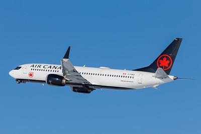 Air Canada B737 MAX8 (C-FSKZ)-4
