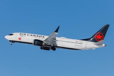 Air Canada B737 MAX8 (C-FSKZ)-3