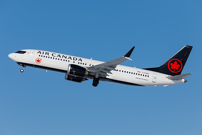 Air Canada B737 MAX8 (C-FSKZ)-2