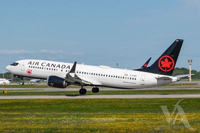 Air Canada B737 MAX8 (C-FSIP)_A0087-2