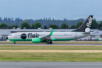 Flair Airlines B737-800 (C-FFLA)-2