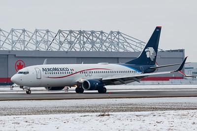 Aeromexico B737-800 (N825AM)
