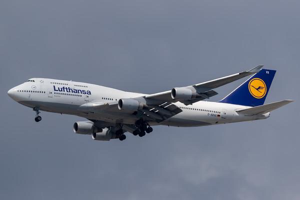 Lufthansa B747-400 (D-ABVX)