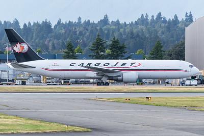 CargoJet B767-300 (C-GYAJ)