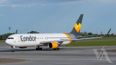 Condor Airlines B767-300 (D-ABUH)_1