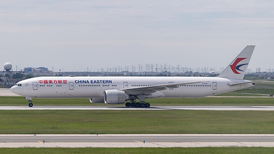 China Eastern Airlines B777-300 (B-7343)