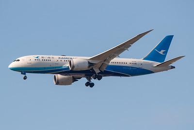 XiamenAir B787-8 (B-2761)