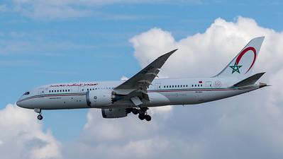 Royal Air Maroc B787-8 (CN-RGU)