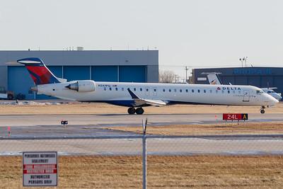 Delta Connection CRJ-900 (N341PQ)