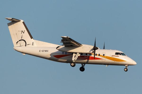 Air Creebec Dash 8-100 (C-GYWX)