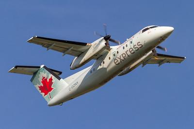 Air Canada Express Dash 8-100 (C-GONX)