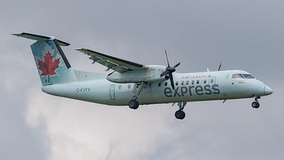 Air Canada Express Dash 8-300 (C-FJVV)