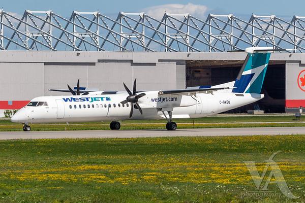 WestJet Encore Dash 8-400 (C-GWEQ)_A0087-2