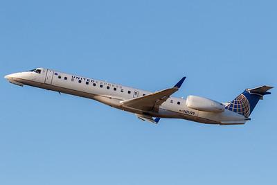 United Express ERJ-145 (N11199)
