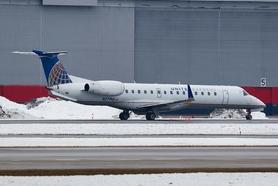 United Express ERJ-145 (N27190)