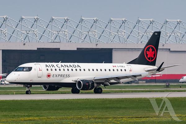 Air Canada Express EMB-175 (C-FEKJ)