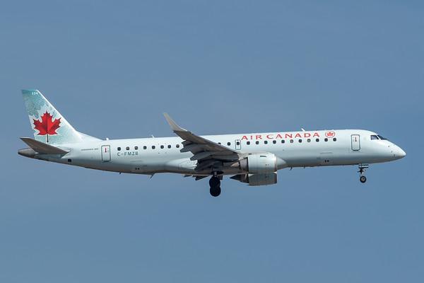 Air Canada EMB-190 (C-FMZB)