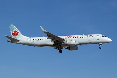 Air Canada EMB-190 (C-FMYV)