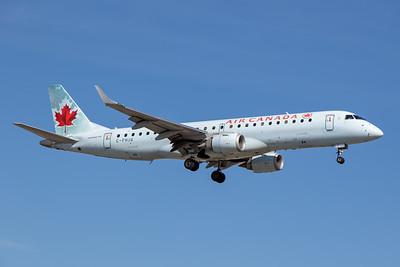 Air Canada EMB-190 (C-FHJU)