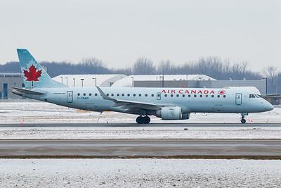 Air Canada EMB-190 (C-FNAW)