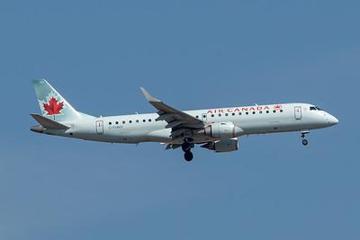 Air Canada EMB-190 (C-FHNV)