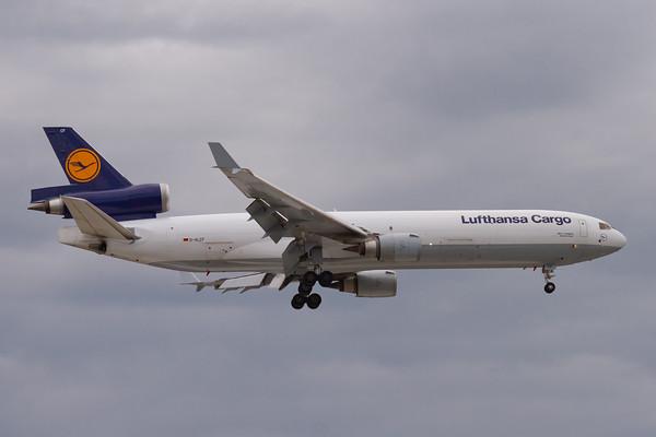 Lufthansa Cargo MD-11F (D-ALCF)