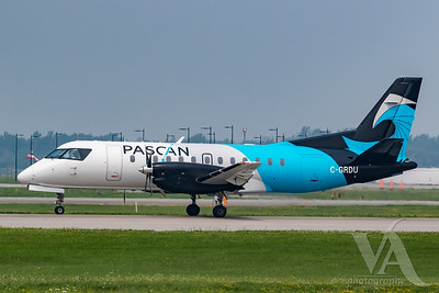 Pascan Saab 340 (C-GRDU)-2