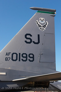 Seymour-Johnson is home to four F-15E squadrons