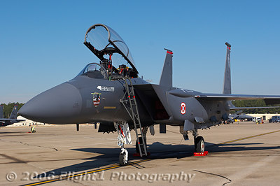 The F-15E is the Multi-Role variant of the F-15