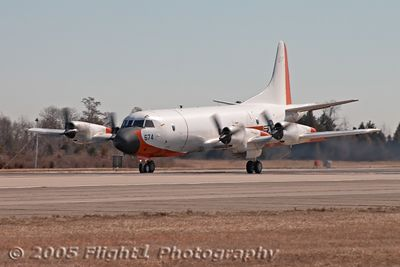 P-3 Orion from the Pax River systems test squadron