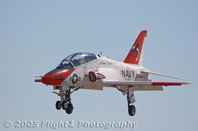 T-45 from the Strike Test Squadron
