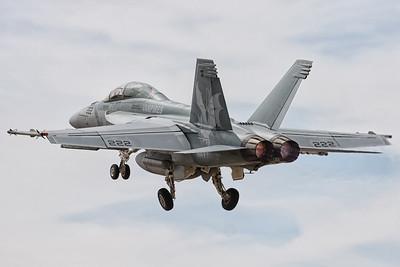 F/A-18F Super Hornet XE-222 '166980' VX-9 'Vampires'