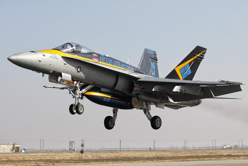 F/A-18C Hornet NH-300 '163740' VFA-146 'Blue Diamonds'