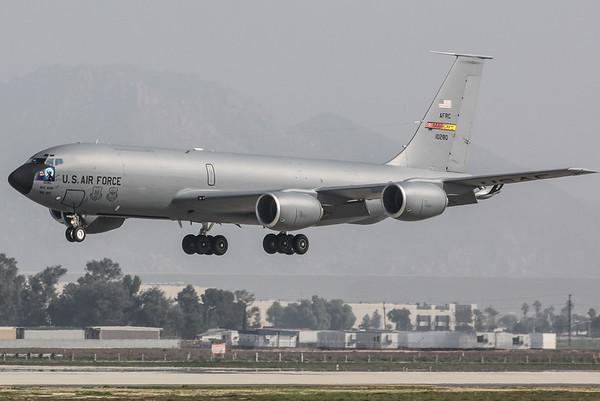 KC-135 Stratotanker '61-0280' Wild Thang
