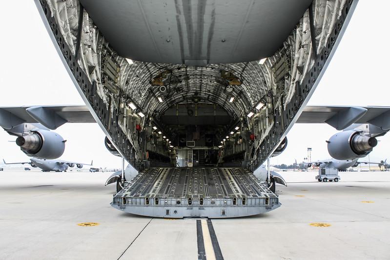 C-17 Ramp '05-5140'