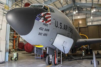 KC-135 Stratotanker '59-1482' American Flyer