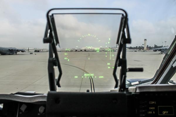 C-17 Head Up Display (HUD) '05-5140'