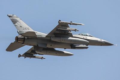 F-16C South Dakota ANG '88-0476'