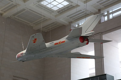Shenyang J-6, 81077, Chinese-built version of the Soviet MiG-19 'Farmer' fighter - 20/01/18.