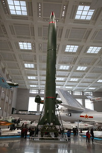 Dongfeng 2 (CSS-1), China's first medium-range ballistic missile (MRBM), with a 1,250 km range and a 15-20 kt nuclear warhead - 20/01/18.