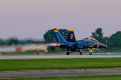 Blue Angel Takeoff