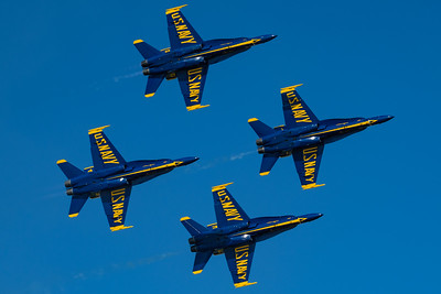 Blue Angels Diamond