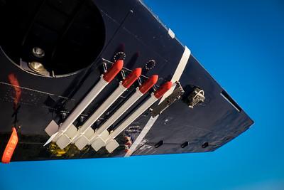 3.5in Forward Firing Aircraft Rocket