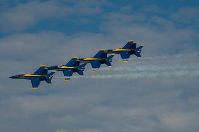 Blue Angels Echelon
