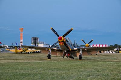 Goodnight P-51s