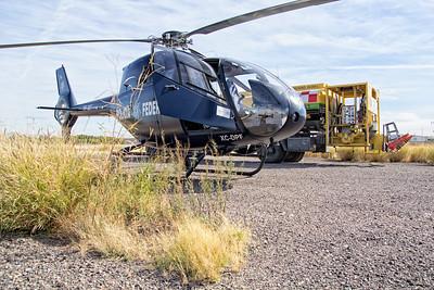 Policia Eurocopter