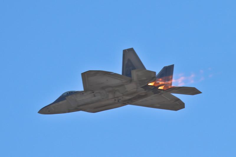 USAF F/A 22 Raptor