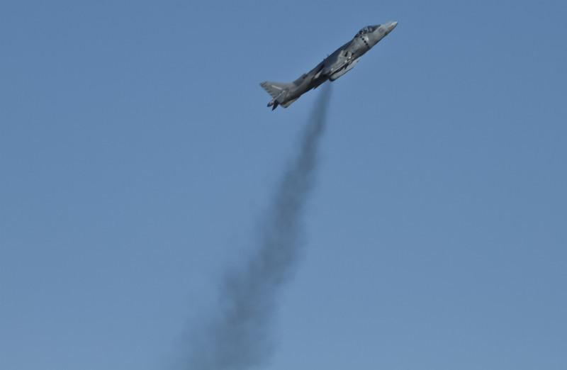 vertical take off AV-8B